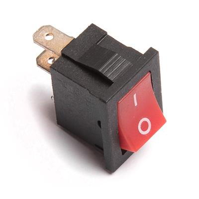 Ignition Switch, Red